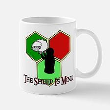 The Sheep Is Mine Catan Mug