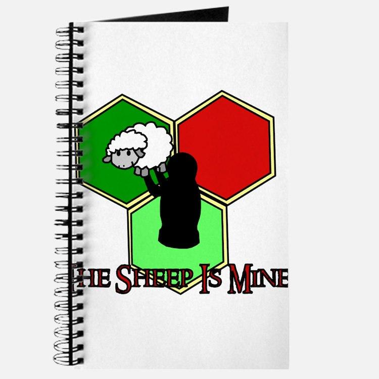 The Sheep Is Mine Catan Journal
