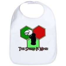 The Sheep Is Mine Catan Bib
