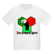 The Sheep Is Mine Catan T-Shirt