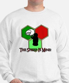 The Sheep Is Mine Catan Jumper
