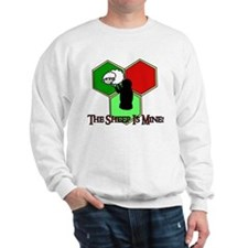 The Sheep Is Mine Catan Sweatshirt