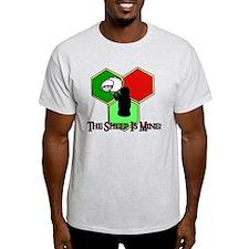 The Sheep Is Mine Catan T-Shirt