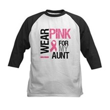 I Wear Pink (Aunt) Tee