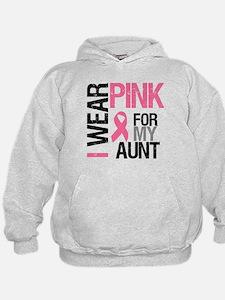 I Wear Pink (Aunt) Hoodie