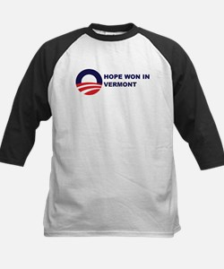 Hope Won in VERMONT Tee