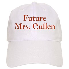 Future Mrs. Cullen Twilight Fan Baseball Cap