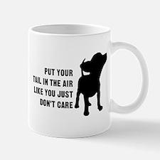 Put Tail in Air Mug