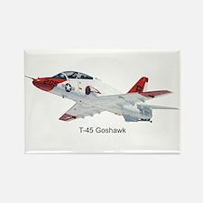 T-45 Goshawk Trainer Rectangle Magnet (100 pack)