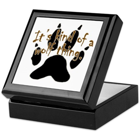 Twilight La Push Joke Keepsake Box