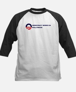 Democracy Works in HOLLYWOOD Tee