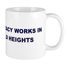 Democracy Works in GARFIELD H Mug