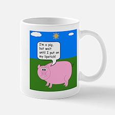 The Pig Mug