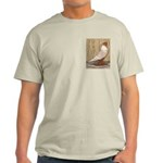 WOE Peach Laced Light T-Shirt