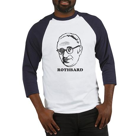 Murray Rothbard Baseball Jersey