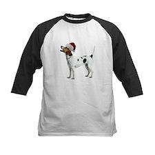 English Foxhound Christmas Tee