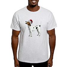 English Foxhound Christmas T-Shirt