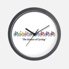 ~The Science of Cycling~ Wall Clock