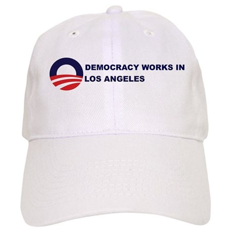 Democracy Works in LOS ANGELE Cap