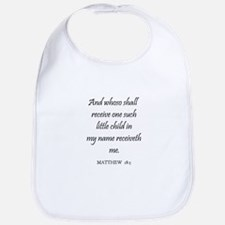 MATTHEW  18:5 Bib