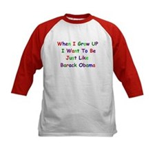 Obama When I Grow Up Tee