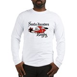 Xmas rugby Long Sleeve T-shirts