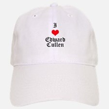 I Heart Edward Cullen Baseball Baseball Cap