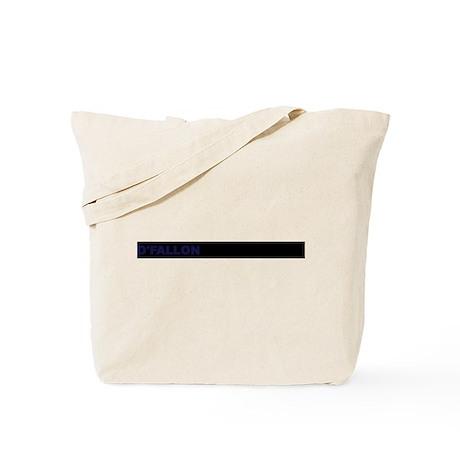 Democracy Works in O`FALLON Tote Bag