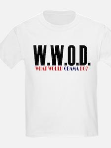 Barack Obama -- WWOD T-Shirt