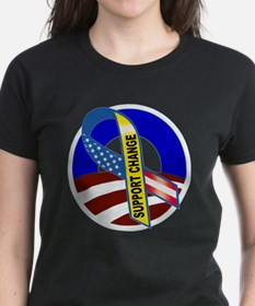 Barack Obama -- Support Change Tee