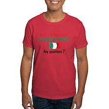 #1 Italian Godfather T-Shirt