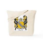 Adorno Family Crest Tote Bag