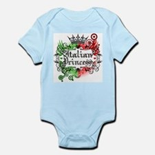 Italian Princess 2008 Infant Bodysuit