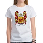 Aguilar Family Crest Women's T-Shirt