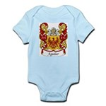 Aguilar Family Crest Infant Creeper