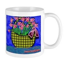 Cute Basket weaving Mug