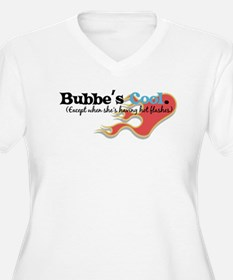 Bubbe's Hot Flashes T-Shirt
