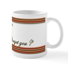 Ghana I cannot Forget Mug