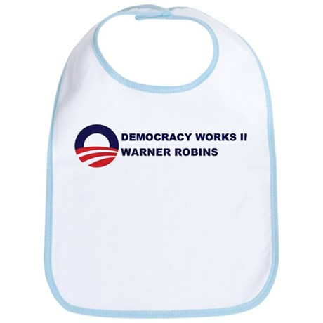 Democracy Works in WARNER ROB Bib