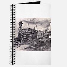 Unique Train Journal