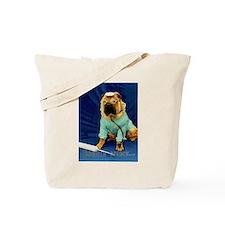 Doctor Pei Tote Bag