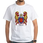 Alarco Family Crest White T-Shirt
