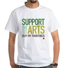 Support the Arts Artist's Shirt
