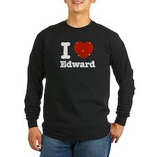 I love Edward T