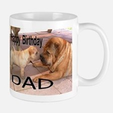 Birthday Dad Mug