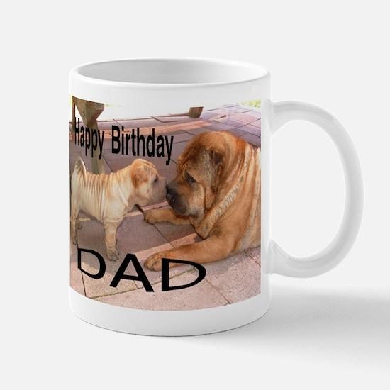 Birthday Dad Mug