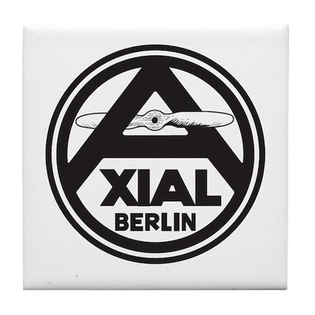 Axial Tile Coaster