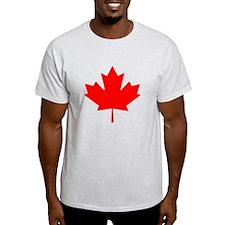 Canadian Maple Leaf T-Shirt
