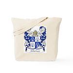 Albernaz Family Crest Tote Bag