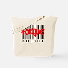 Torque Addict Tote Bag